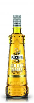 Puschkin Golden Ginger