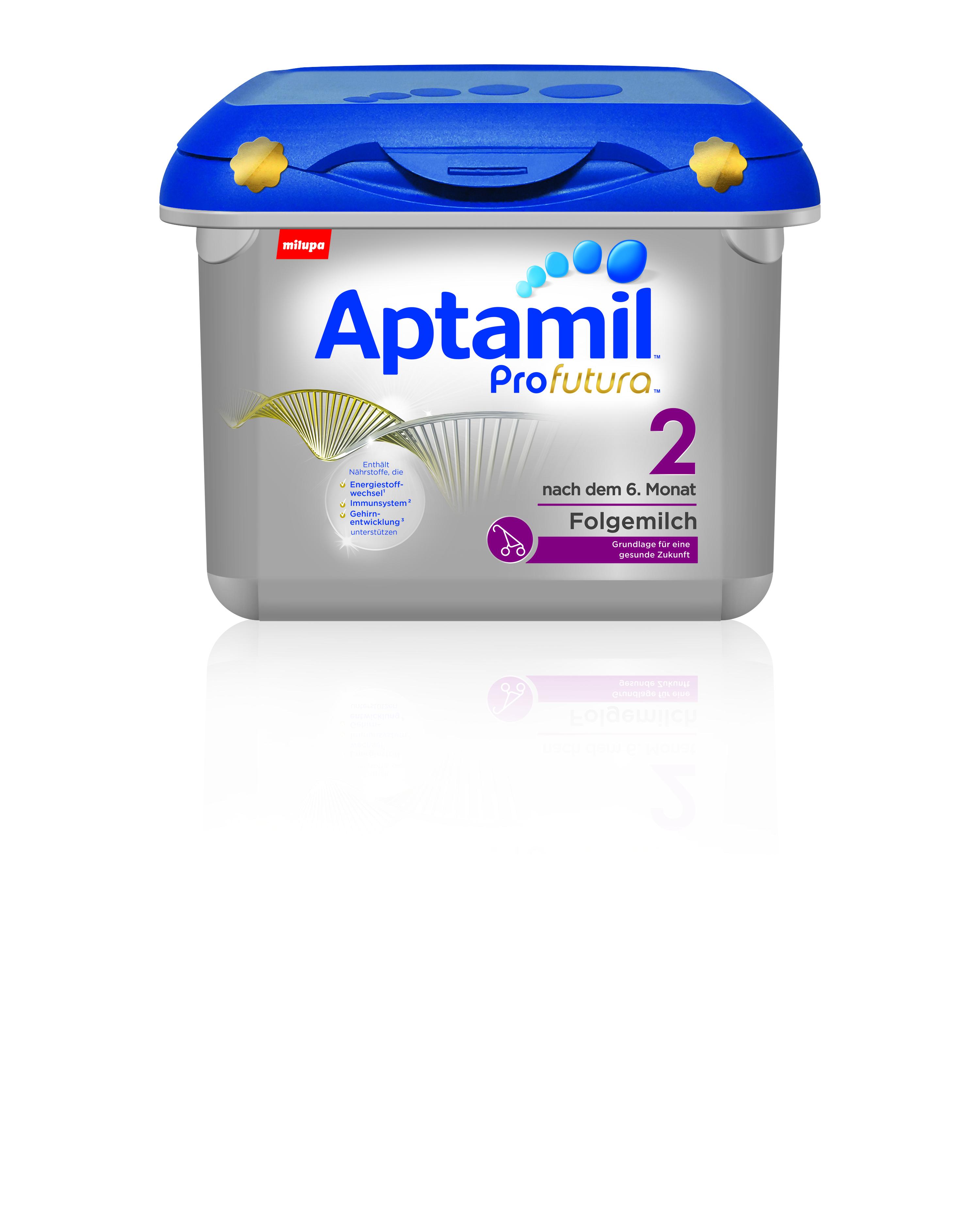 aptamil 1 dosierung