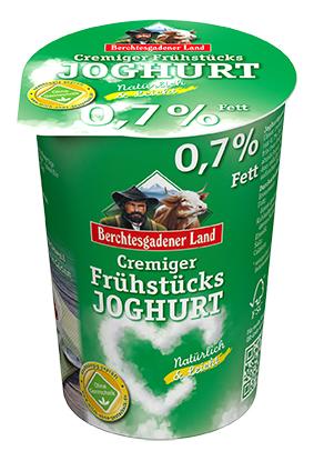 Berchtesgadener Land Joghurt