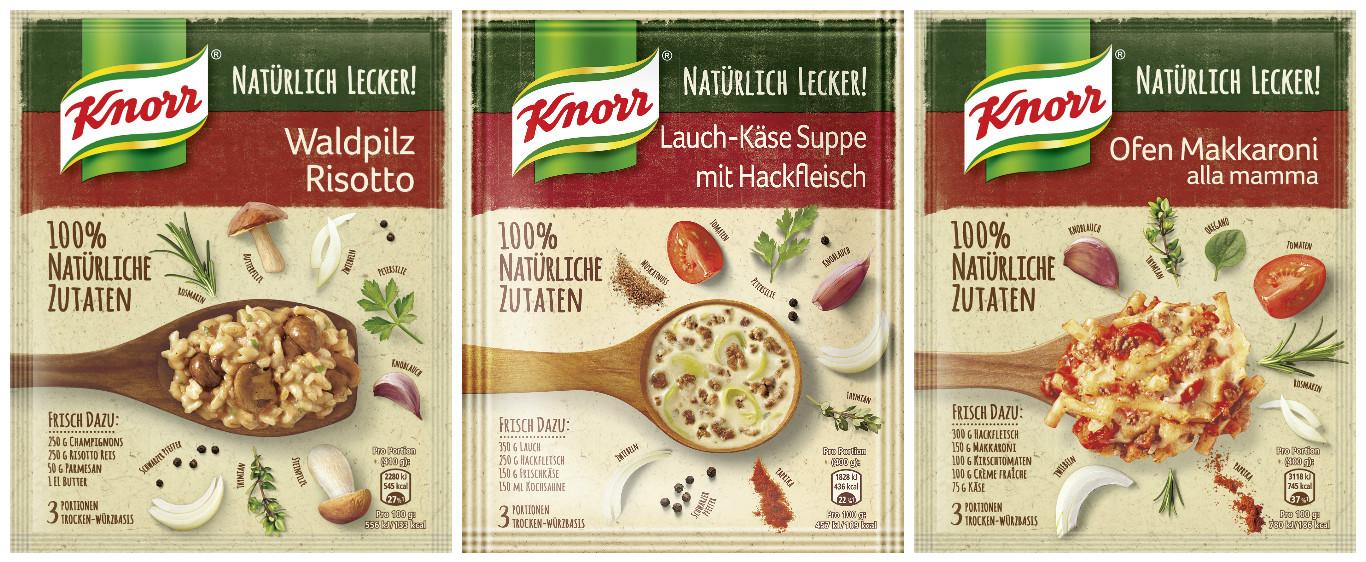 Knorr Natürlich Lecker