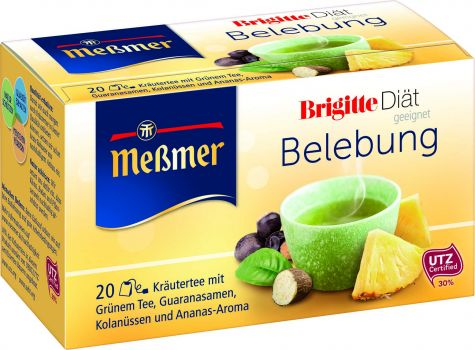 Messmer Messmer Brigitte Diat Tee