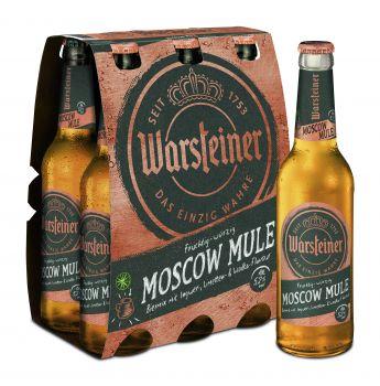 Warsteiner Moscow Mule