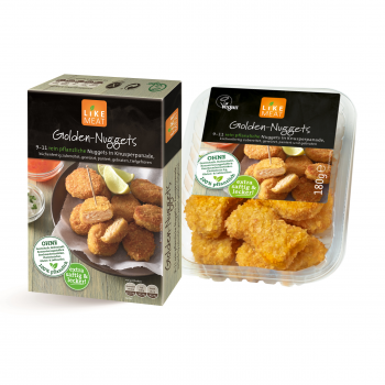 Golden Nuggets (vegan)