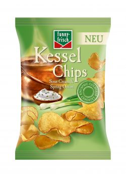 Kessel Chips Sour Cream & Spring Onion