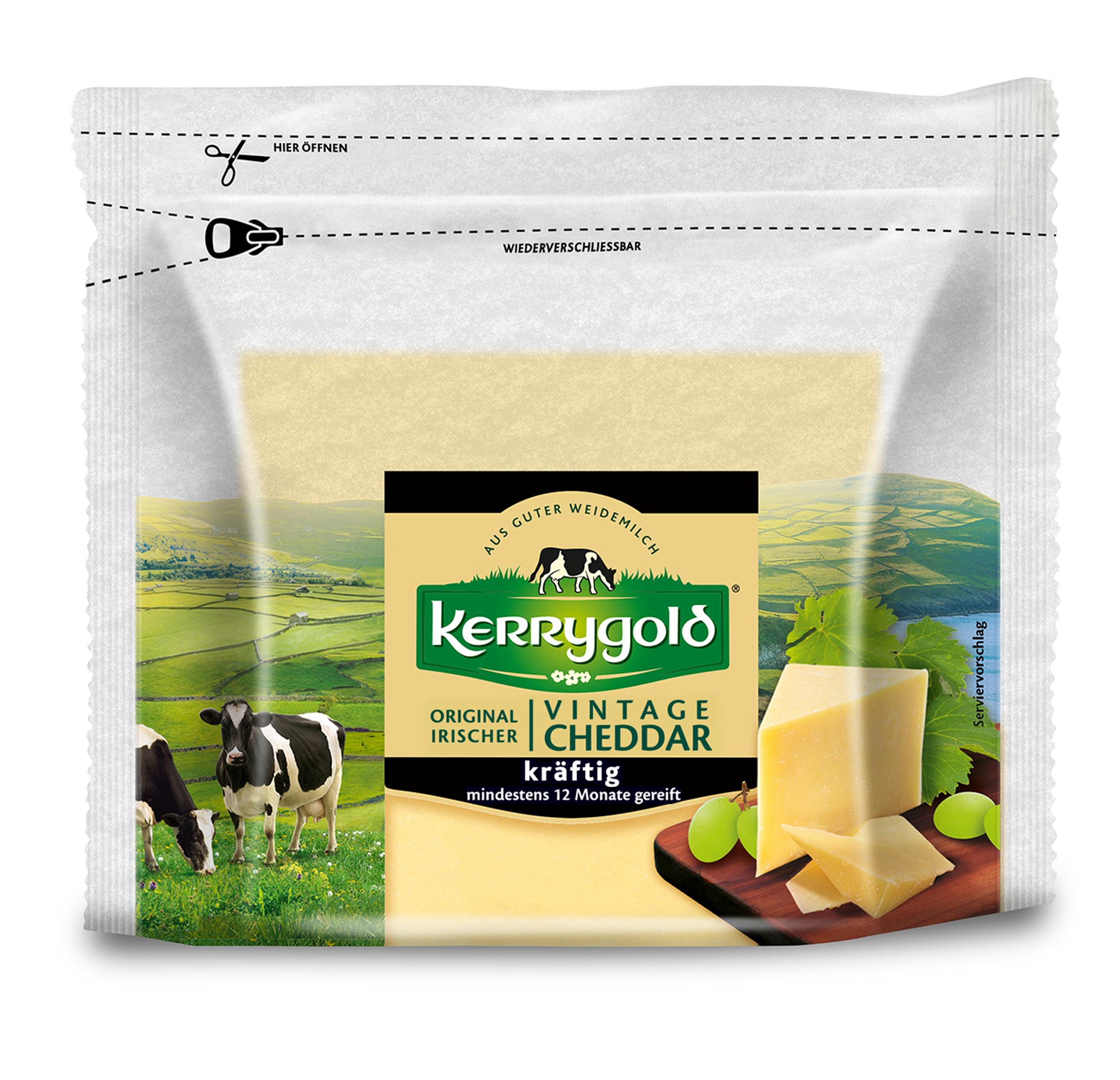 Kerrygold: Original irischer Vintage Cheddar