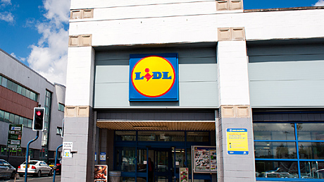 Lidl in GB
