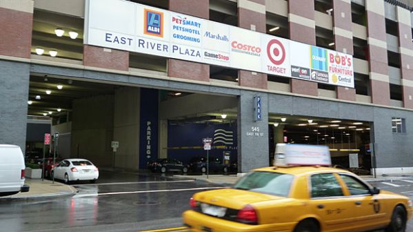 Aldi Süd Filiale in Manhattan, New York City, USA, Eröffnung Oktober 2012