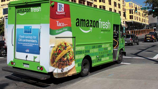 Thema: Amazons Food-Offensive  Lebensmittel Zeitung