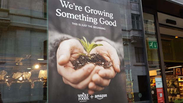 Amazon Whole Foods