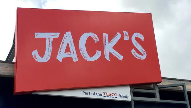 Tesco responded to the Aldi and Lidl threat this week with the unveiling of a new UK discount format, Jack's.